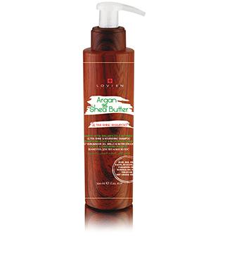 Shampoo Argan Oil & Shea Butter